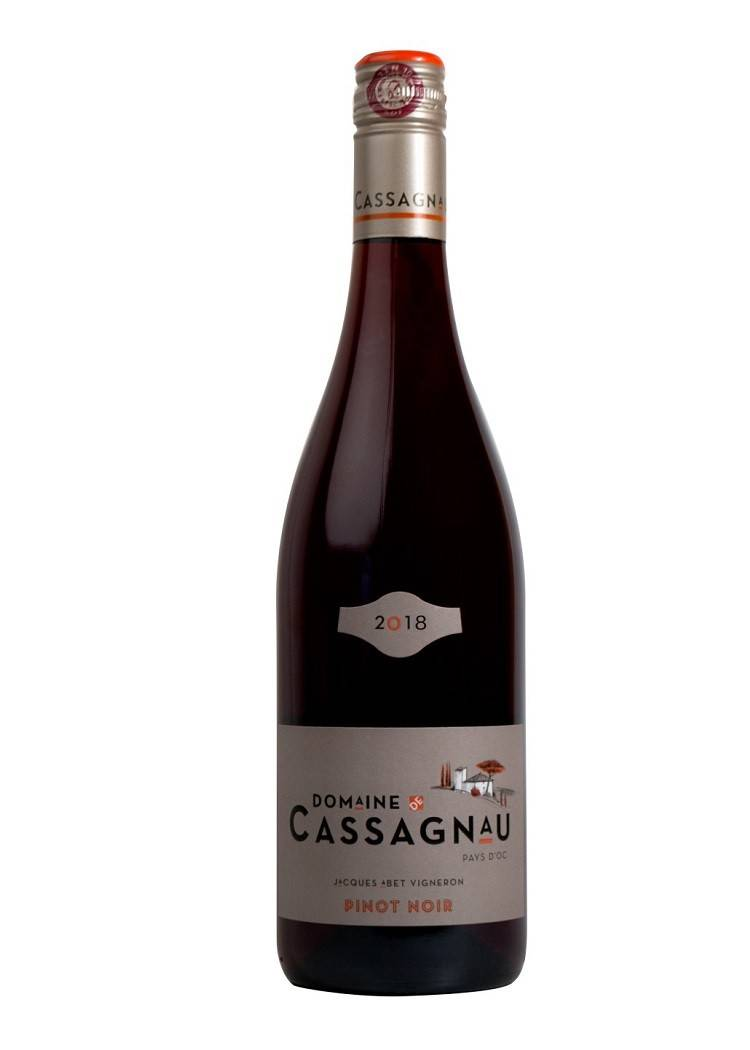 Сassagnau2018PinotNoir%