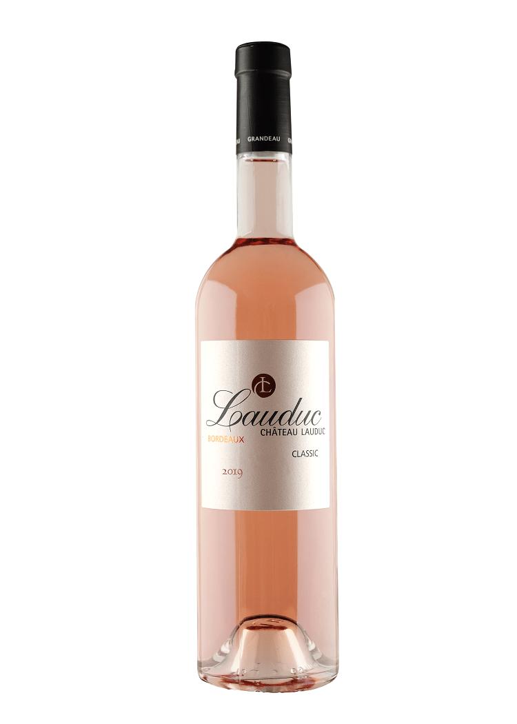 Chateau Lauduc 2019 – Bordeaux Rosé_web