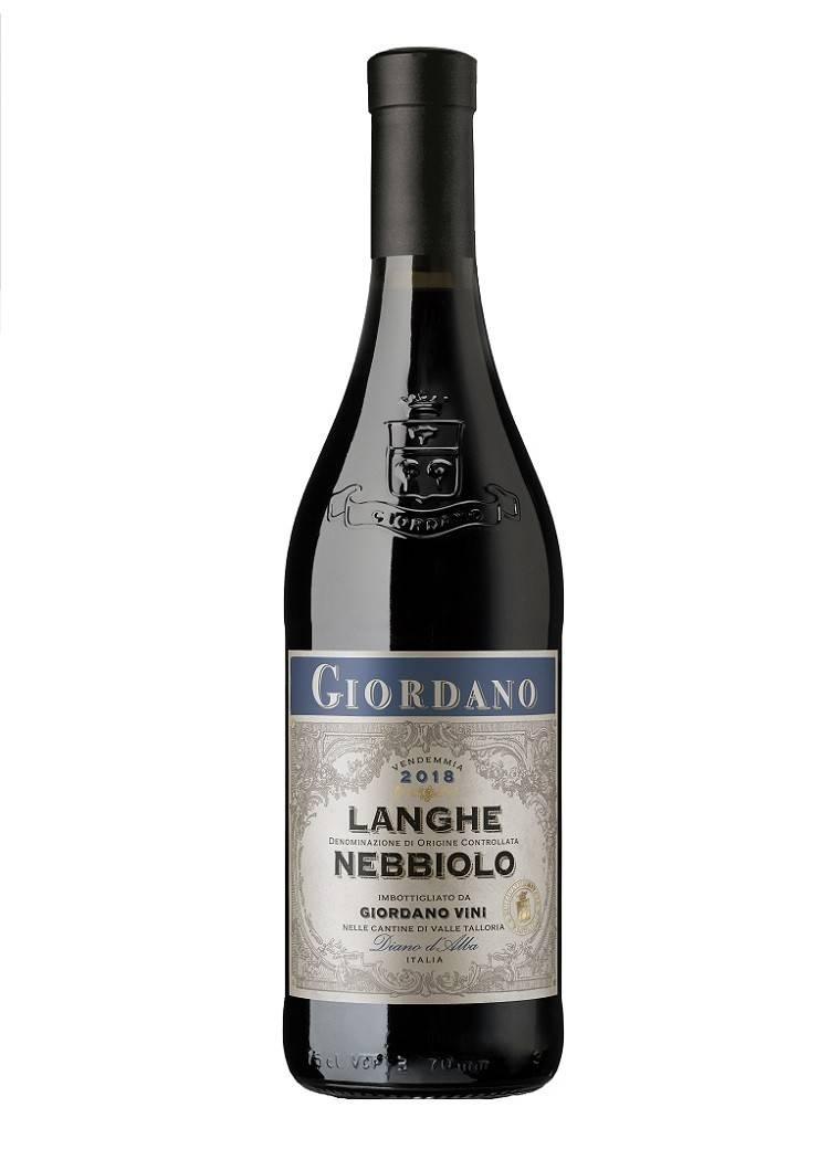 Giordano_Langhe DOC Nebbiolo 2018_web