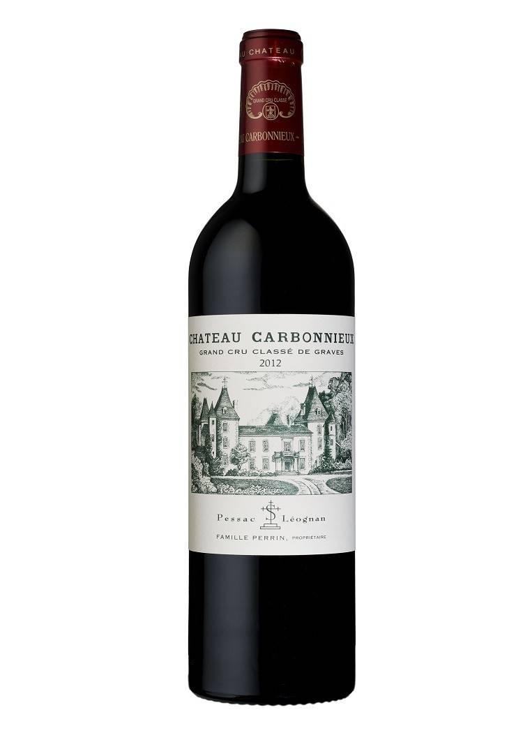 Chateau Carbonnieux Rouge 2012_web