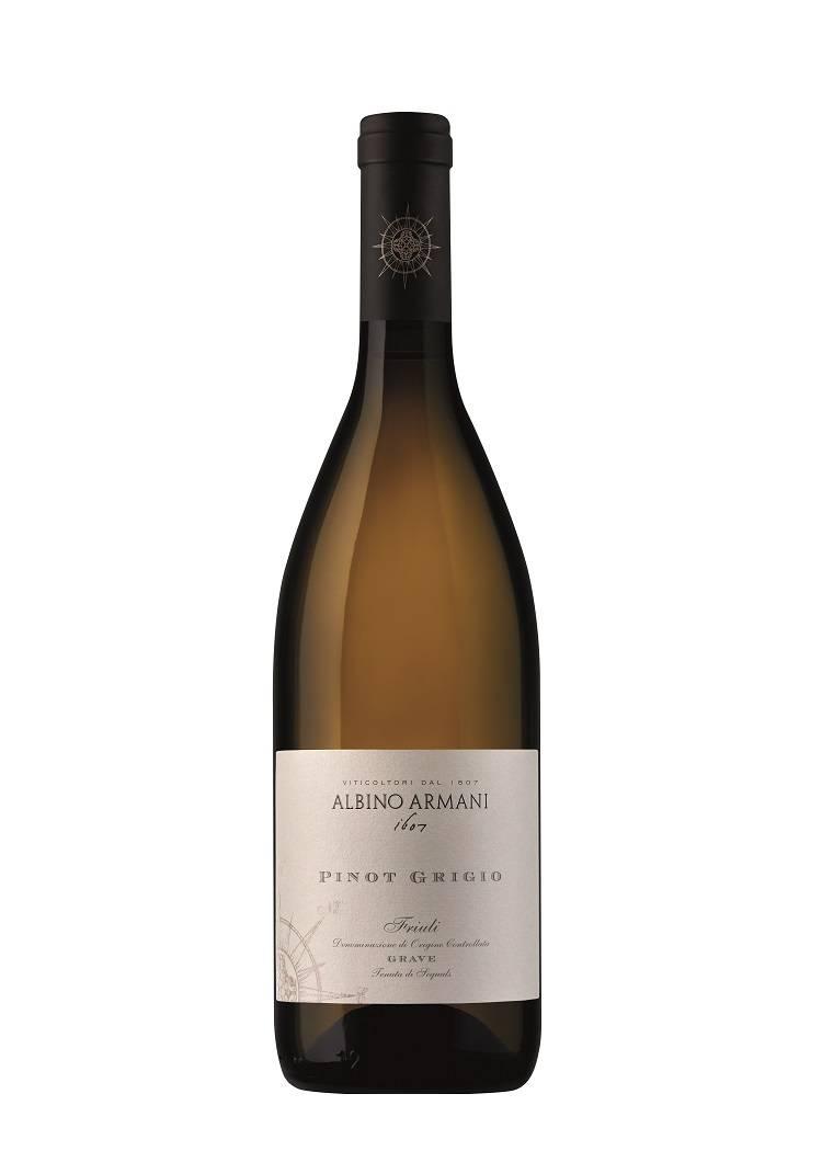 Aalbino Armani_Pinot Grigio Friuli